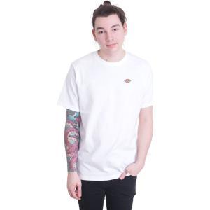 ディッキーズ Dickies メンズ Tシャツ トップス Stockdale White T-Shirt white fermart-hobby