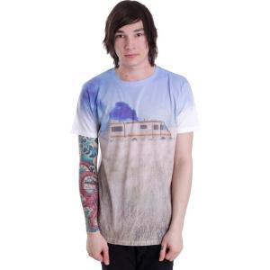 インペリコン Impericon メンズ Tシャツ トップス - Trailer Allover - T-Shirt multicolored fermart-hobby