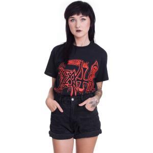 インペリコン Impericon レディース Tシャツ トップス - Life Will Never Last - T-Shirt black|fermart-hobby