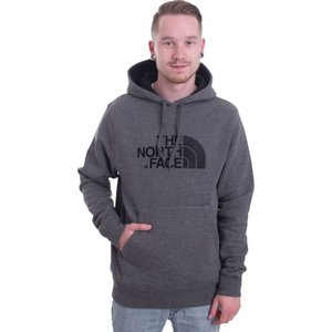 ザ ノースフェイス The North Face メンズ パーカー トップス - Drew Peak TNF Medium Grey Heather/Black - Hoodie grey|fermart-hobby