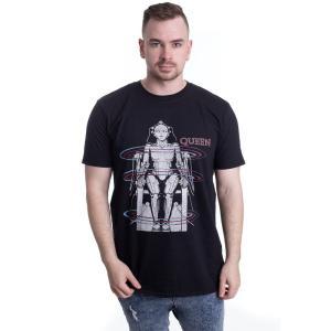 インペリコン Impericon メンズ Tシャツ トップス - European Tour 1984 - T-Shirt black|fermart-hobby