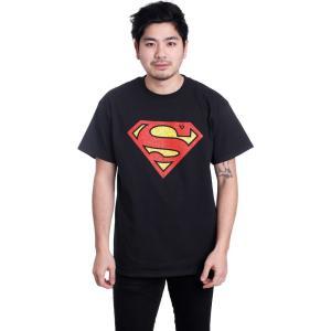 インペリコン Impericon メンズ Tシャツ トップス - Shield Crackle Logo - T-Shirt black|fermart-hobby