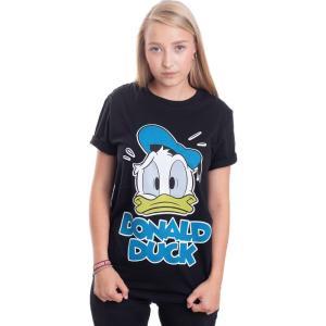 インペリコン Impericon レディース Tシャツ トップス Disney - Donald Duck - T-Shirt black|fermart-hobby