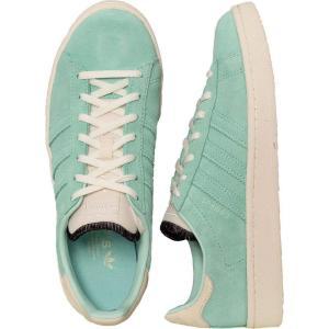 アディダス Adidas レディース スニーカー シューズ・靴 Campus W Clear Mint/Off White/Clear White Shoes green|fermart-hobby