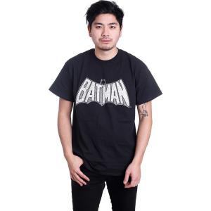 インペリコン Impericon メンズ Tシャツ トップス - Retro Crackle Logo - T-Shirt black fermart-hobby
