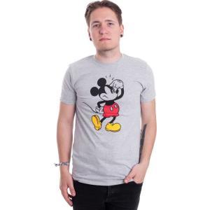 インペリコン Impericon メンズ Tシャツ トップス - Annoying Face Sports Grey - T-Shirt grey|fermart-hobby