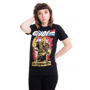 インペリコン Impericon レディース Tシャツ トップス - Go Commando - T-Shirt black|fermart-hobby