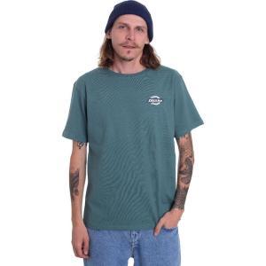 ディッキーズ Dickies メンズ Tシャツ トップス - Ruston Lincoln Green - T-Shirt green fermart-hobby