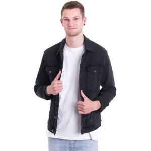 アイアン ネイル Ironnail メンズ ジャケット アウター Neil Denim Black Jeans Jacket black|fermart-hobby