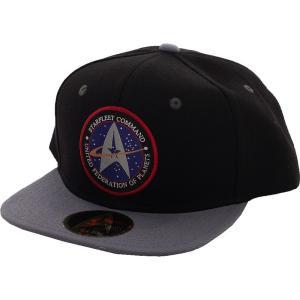インペリコン Impericon ユニセックス キャップ 帽子 - Starfleet Command - Cap black|fermart-hobby