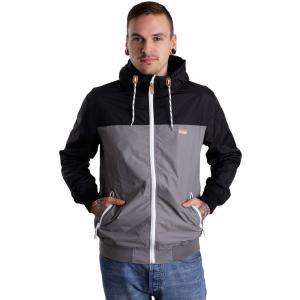 アーライダイリー Iriedaily メンズ ジャケット アウター Auf Deck Charcoal Jacket grey|fermart-hobby