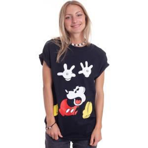 インペリコン Impericon レディース Tシャツ トップス - Panic Face - T-Shirt black|fermart-hobby
