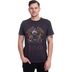インペリコン Impericon メンズ Tシャツ トップス - Coral Crest Charcoal - T-Shirt grey|fermart-hobby