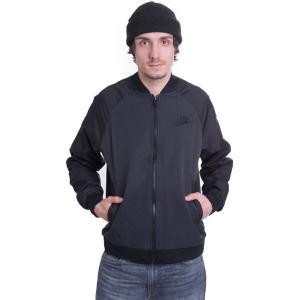 ナイキ Nike メンズ ジャケット アウター Woven Players Black/Black Jacket black|fermart-hobby