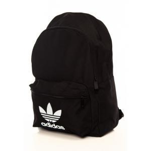 アディダス Adidas ユニセックス バックパック・リュック バッグ - AC CLassic Black - Backpack black|fermart-hobby