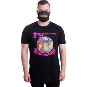インペリコン Impericon メンズ Tシャツ トップス - Are You Experienced - T-Shirt black fermart-hobby