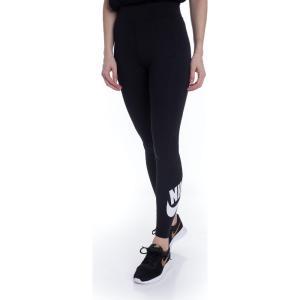 ナイキ Nike レディース スパッツ・レギンス インナー・下着 - Sportswear Leg-A-See Black/White - Leggings black|fermart-hobby