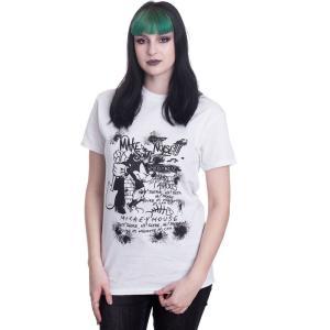 インペリコン Impericon レディース Tシャツ トップス - Make Some Noise White - T-Shirt white|fermart-hobby