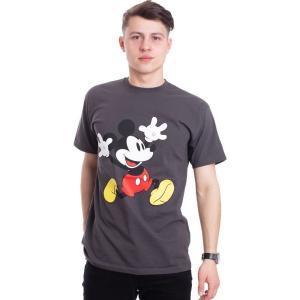 インペリコン Impericon メンズ Tシャツ トップス - Exciting Face Grey - T-Shirt grey|fermart-hobby