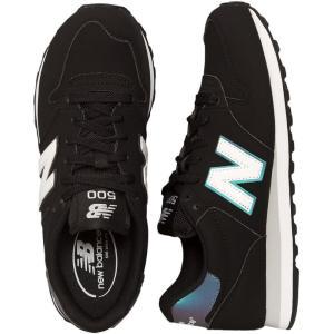 ニューバランス New Balance レディース スニーカー シューズ・靴 GW500 B Black/White Girl Shoes black|fermart-hobby