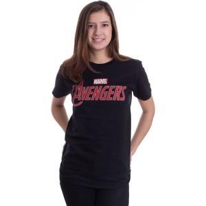 インペリコン Impericon レディース Tシャツ トップス - Distressed Logo - T-Shirt black fermart-hobby