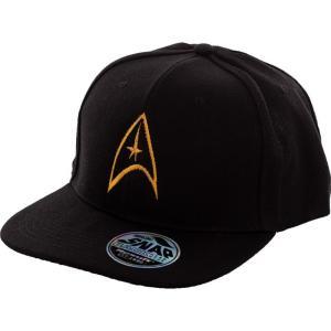 インペリコン Impericon ユニセックス キャップ 帽子 - Starfleet - Cap black|fermart-hobby