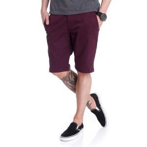 ディッキーズ Dickies メンズ ショートパンツ ボトムス・パンツ - Palm Springs Maroon - Shorts burgundy|fermart-hobby