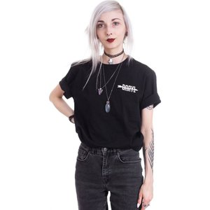 インペリコン Impericon レディース Tシャツ トップス - Daryl - T-Shirt black|fermart-hobby