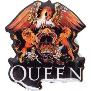 クイーン Queen グッズ - Crest - Pin multicolored|fermart-hobby