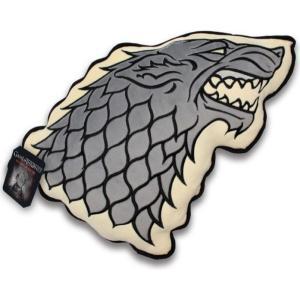 ゲーム オブ スローンズ Game Of Thrones グッズ Stark Pillow grey|fermart-hobby