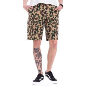 ディッキーズ Dickies メンズ ショートパンツ ボトムス・パンツ - New York Duck Camo - Shorts camouflage|fermart-hobby