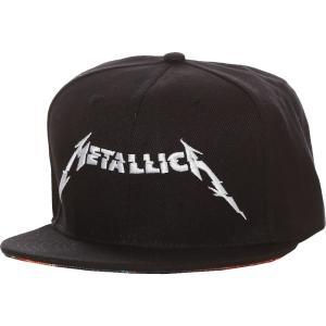 メタリカ Metallica ユニセックス キャップ 帽子 Hardwired Cap black|fermart-hobby