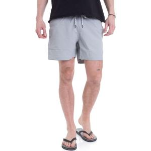 チャンピオン Champion メンズ 海パン 水着・ビーチウェア Beachshort Aluminium Board Shorts grey|fermart-hobby