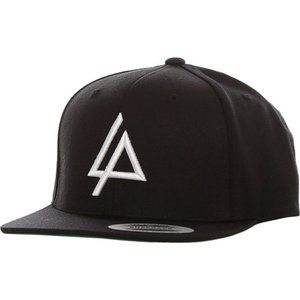 リンキンパーク Linkin Park ユニセックス キャップ 帽子 Logo Cap black|fermart-hobby