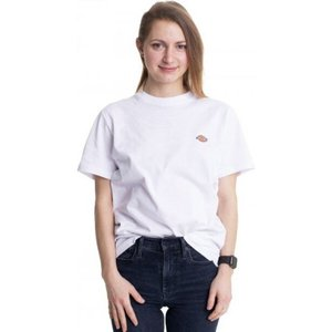 ディッキーズ Dickies レディース Tシャツ トップス - Mapleton White - T-Shirt white fermart-hobby