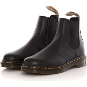 ドクターマーチン Dr. Martens メンズ ブーツ チェルシーブーツ シューズ・靴 - Vegan 2976 Chelsea Boots Black Felix Rub Off - Shoes black|fermart-hobby