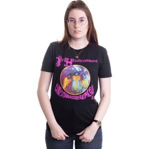 インペリコン Impericon レディース Tシャツ トップス - Are You Experienced - T-Shirt black fermart-hobby