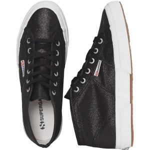 スペルガ Superga レディース スニーカー シューズ・靴 2754 Lamew Girl Shoes black fermart-hobby