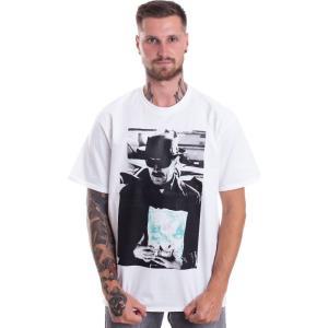 インペリコン Impericon メンズ Tシャツ トップス - Money Bag White - T-Shirt white fermart-hobby