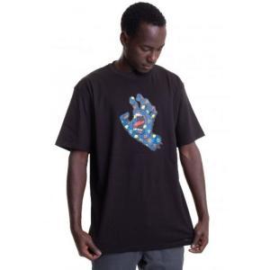 サンタクルーズ Santa Cruz メンズ Tシャツ トップス - Jackpot Hand Black - T-Shirt black|fermart-hobby