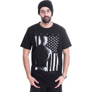 トゥーパック 2Pac メンズ Tシャツ トップス President T-Shirt black fermart-hobby