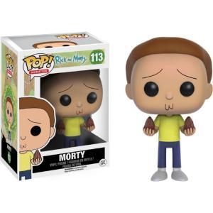 リック&モーティ Rick And Morty フィギュア Morty POP! Vinyl Figure multicolored fermart-hobby