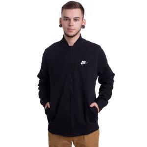 ナイキ Nike メンズ ジャケット アウター Sportswear Black/Black/White Jacket black fermart-hobby