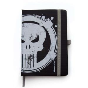 パニッシャー The Punisher グッズ - Logo Skull - Notebook black|fermart-hobby