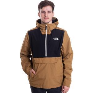 ザ ノースフェイス The North Face メンズ ジャケット アウター - Waterproof Fanorak British Khaki - Jacket beige|fermart-hobby