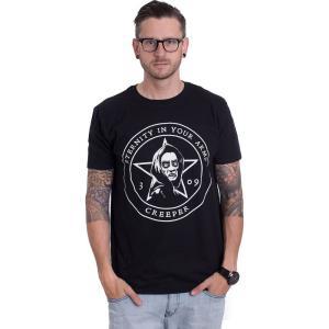 インペリコン Impericon メンズ Tシャツ トップス - Eternity - T-Shirt black|fermart-hobby