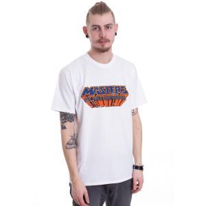 インペリコン Impericon メンズ Tシャツ トップス - Washed Logo White - T-Shirt white|fermart-hobby