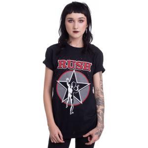 インペリコン Impericon レディース Tシャツ トップス - 2112 - T-Shirt black|fermart-hobby