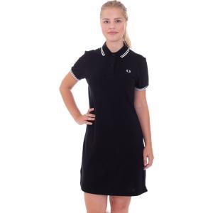 フレッドペリー Fred Perry レディース ワンピース ワンピース・ドレス - Twin Tipped Black - Dress black|fermart-hobby
