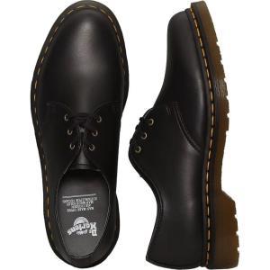 ドクターマーチン Dr. Martens レディース ブーツ シューズ・靴 - Vegan 1461 Black Felix Rub Off black|fermart-hobby
